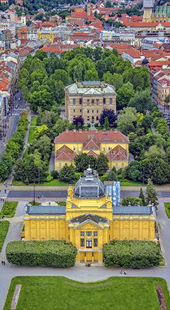 Zagreb Lennot